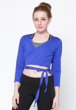 Corenationactive Yuka Top - Blue