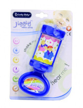 LUCKY BABY Jiggly Rattle Series Chime (Assorted Colors)