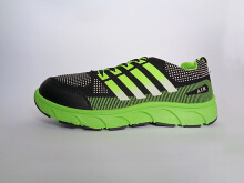RECORD Arrow Men Running Shoes Black Citron