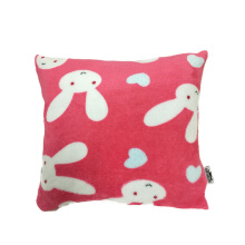 JYSK Cushion Cover Flannel Pinky Bunny - Muilticolor