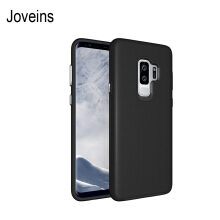 Joveins Antiskid Samsung S9 Plus Case with Shockproof of Heavy Duty Full Protective Anti-Scratch Dual Layer Rugged Cover
