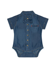 HEY! BABY Donny Denim Romper
