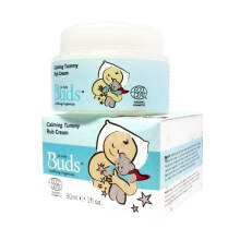Buds Organics Calming Tummy Rub Cream - 30 ml