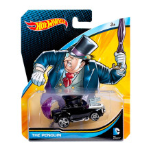 HOTWHEELS Batman V Superman The Penguin DKJ66