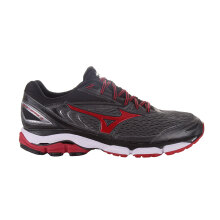 MIZUNO WAVE INSPIRE 13 2E - DARK SHADOW / CHINESE RED / BLACK