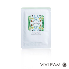 VIVI PAM firming & repair invisible viceral mask masker wajah 5pcs/box [28mL]