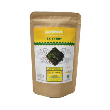 Sunkrisps Kale Chips Salt