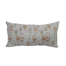 NAMALE Fancy Cushion Rabbit - Light Blue