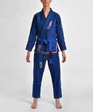 GRIPS BJJ Women GI - Ara - Royal Blue