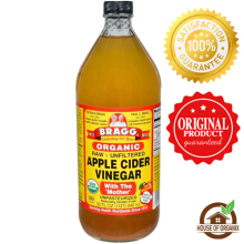 [free ongkir]BRAGG Apple Cider Vinegar ( Cuka Apel) 946 ml