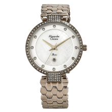 Alexandre Christie AC 2686 LD BCGSL Ladies White Dial Stainless Steel [ACF-2686-LDBCGSL]