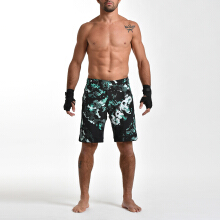GRIPS Fight Shorts Miura 2.0 - Greenwood Camo Camo