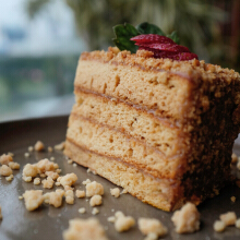 Fat Shogun - Cake of The Month and get free capucino or latte (any flavours) Available at 2pm-6pm