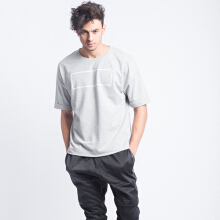 ANTHM Oversized Box Tee-Grey