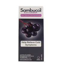 SAMBUCOL Help Relieve Cold Symptoms Liquid - 250ml