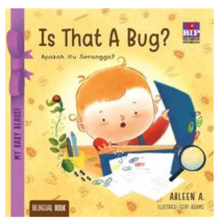 My Baby Reads!-Is That A Bug? - Arleen A  - 9786024831721