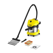 KARCHER Wet & Dry Vacuum Cleaner WD 4 Premium