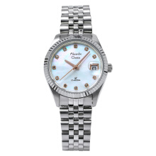 Alexandre Christie AC 5006 LD BSSMS Ladies Mother of Pearl Dial Stainless Steel [ACF-5006-LDBSSMS]