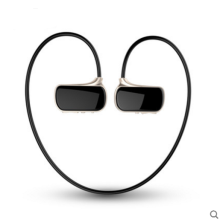 Ins AI P99 Wireless Bass Sports Running Fitness Bluetooth headset For Apple Android phones and IPAD -Black