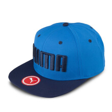PUMA Flatbrim Cap - Turkish Sea-Peacoat [One Size] 021460 02