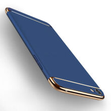 JEREFISH OPPO A71 Case Matte Metal 3 in 1 Electroplate Frame Cover for OPPO A71 Case