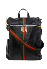 Catriona By Cocolyn Oriel Backpack - BLACK