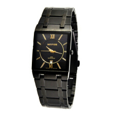 MIRAGE Watch Men 7908M All Black - Black