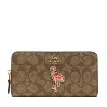 Coach Women's Brown Wallet F31166IMLGQ