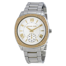 Michael Kors Bryn Silver Dial Two Tone Ladies [MK6277]