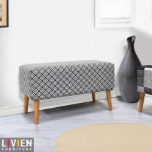LIVIEN Furniture - Kursi / Sofa / Bangku / Arion Sofa Bench Grey
