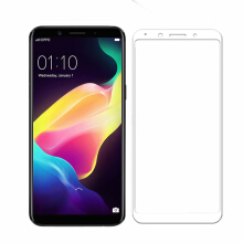 VEN Oppo F3 Plus Full Screen Tempered Glass High quality silicone Edge to Edge Screen Protector Film