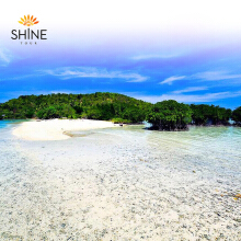 Shine Tour & Travel - Pulau Pahawang 3D2N