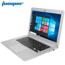 Jumper EZbook 2 notebook computer 14.1'' Win10 Laptop notebook computer Intel Cherry Trail Z8350 4GB 64GB