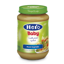 HERO BABY Import Premium Food Vegetables Stew 200 gr