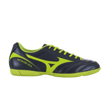MIZUNO MONARCIDA 2 FS IN (WIDE) - DARK SHADOW/LIME PUNCH