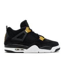 Air Jordan 4 Royalty Black US 10.5