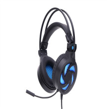 BESSKY Surround Stereo Gaming Headset Headband Headphone 3.5mm with Mic for PC_