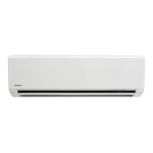 TOSHIBA AC Standard 1 PK RAS 10 S3KS [INDOOR + OUTDOOR UNIT ONLY] - Thailand