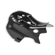 Ducati Underseat Carbon Heat Guard
