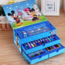 Vaping Dream - Art Set Crayon 54 PCS Peralatan Menggambar