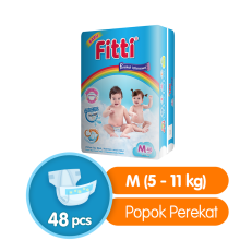 FITTI Popok Tape Rainbow Jumbo Pack M48