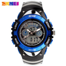 SKMEI Jam Tangan Anak 0998 Original Anti Air - Hitam Biru Blue