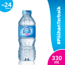 NESTLE Pure Life Mineral Water Carton 330ml x 24pcs