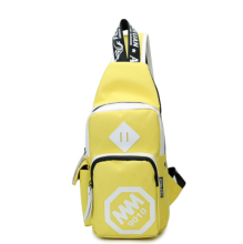 Ins I-218 Leisure shoulder&riding bag-Yellow