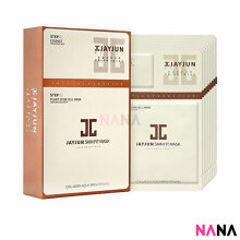 JayJun Skin Fit Aqua Brightening Mask 10pcs