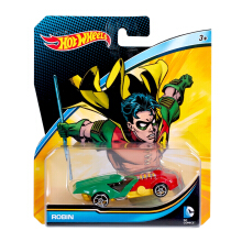 HOTWHEELS Batman V Superman  Robin DKJ66-999F