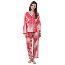 MOODS Stripe Long - Red [All Size]