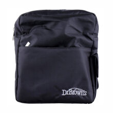 Dr. Brown's Insulated Bottle Tote 903 Tas Bayi - Black