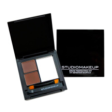 STUDIOMAKEUP Brow Kit - Medium to Deep