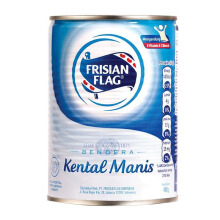 FRISIAN FLAG Susu Kental Manis Tin 490gr